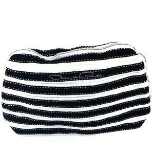 🆕️Oscar de la Renta Zipper Clutch Cosmetic Bag
